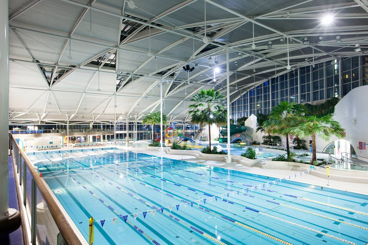 Sydney Olympic Park Aquatic Centre